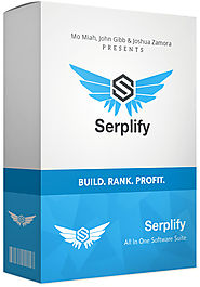 Serplify review and (GET) +100 items bonus pack