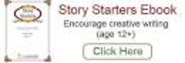 Story Starters: Creative Writing Prompts for Kids | Scholastic.com