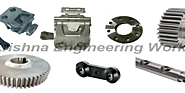 Textile Machinery Spare Parts Manufacturer