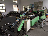 Used Bag/Pouch Making Machine