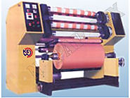 BOPP Slitter Rewinder Machine, Adhesive Tape Slitting Rewinding Machine