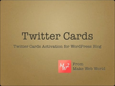 How To Get More Than 140 Characters In Tweets With Twitter Cards