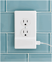 SnapPower Outlet Covers
