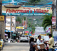 Shop at the Fisherman's Village