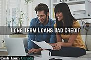 Long Term Loans Bad Credit- Find Solution To Financial Problems With Loans Offered With Easy Conditions