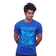 Unisopent Designs 24Hour Personalized Printed T Shirts