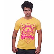 Unisopent Designs Courage Yellow Quality Graphic Trust T-shirts