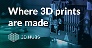 3D Hubs: Browse online 3D printing services