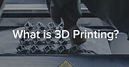 What is 3D Printing? The definitive guide