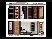 Shop for Interior Designer Doors on Angel Print
