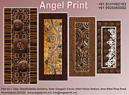 Membrane Digital Door Print and Fancy Designer Doors