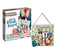 CRAFTIVITY Dare to Dream Board Craft Kit, Crafts for Teens