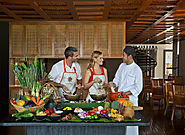 Lear the Art of Thai Cooking