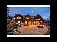 Homes in Evergreen Colorado