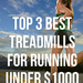 Best Inexpensive Treadmills for Running Reviews