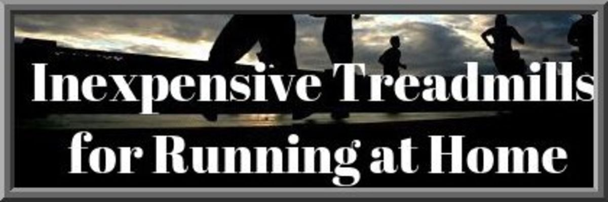 Headline for Best Inexpensive Treadmills for Running and Home Use