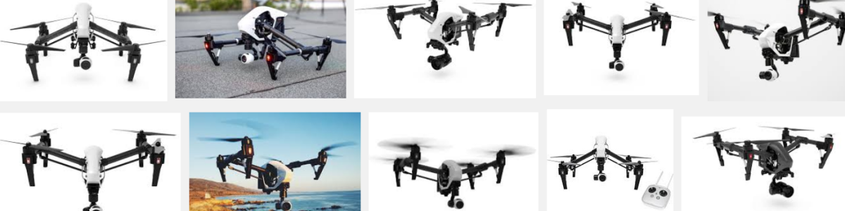 Headline for DJI Inspire 1 - Alt om DJI Phantom Inpsire