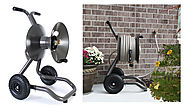 Eley / Rapid Reel Two Wheel Garden Hose Reel Cart Model