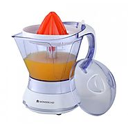 Wonderchef 30-Watt Citrus fruit Juicer Machine (White)