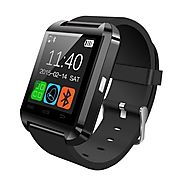 Bluetooth Smart Digital Watch Make & Receive call By Watch