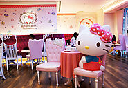 Hello Kitty House Bangkok