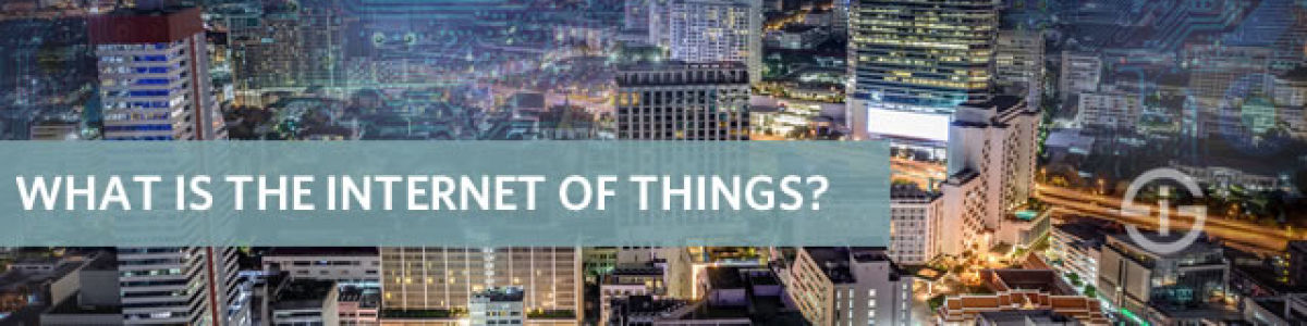 Headline for Internet of Things definitions