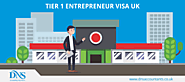 UK Tier 1 Entrepreneur Visa