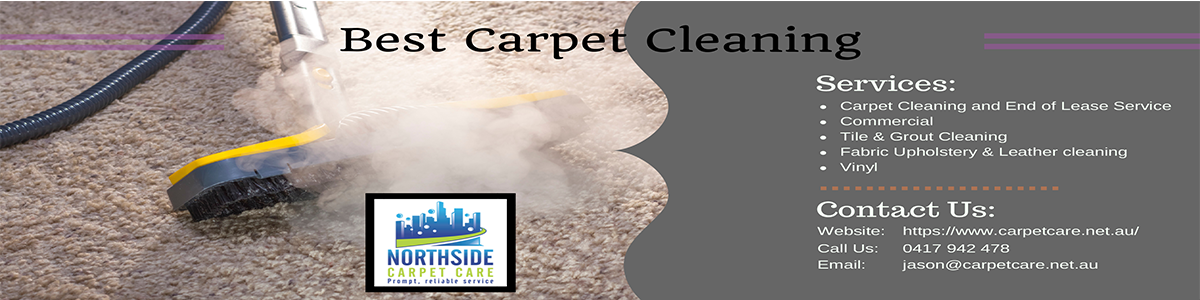 Headline for Northside Carpet Care | Carpet Cleaning and Commercial Cleaning