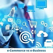 How Does eCommerce Differ From eBusiness?