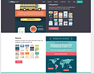 Picktochart infographic samples