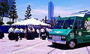 Hire The Best Food Truck In LA For Your Next TV Shoot