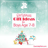 Cool Christmas Gift Ideas for Boys Age 7-8