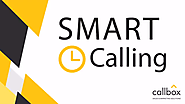 Smart Calling ( Sales & Marketing At the Right Time)