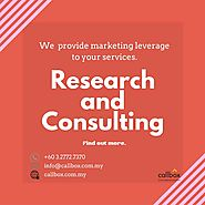 Research & Consulting B2B Lead Generation