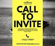 Call-To-Invite B2B Lead Generation