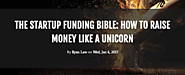 The Startup Funding Bible: How to Raise Money Like a Unicorn
