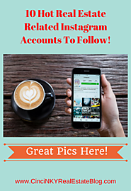 10 Hot Realtor Instagram Accounts To Follow!