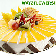 Delicious and Yummy Eggless Cakes Online
