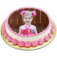 Personalized Photo Cakes Creates Happiness And Smile On Your Loved One's Face