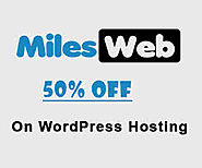 Latest Discount Coupons by MilesWeb - Upto 60% Discount codes