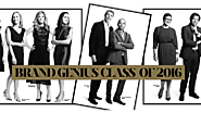 Adweek's Brand Genius Class of 2016: Meet Marketing's Most Talented 10