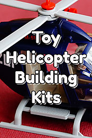 Build a Toy Helicopter - Kits - Kims Five Things