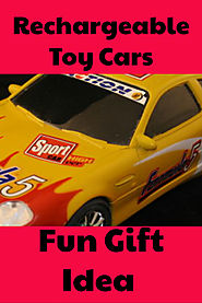 Voice Controlled Rechargeable Toy Car Gift Idea for Children that Love Cars - Kims Five Things