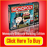 Monopoly Ultimate Banking Edition Review - Great Gift Ideas