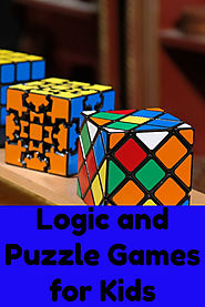 Logic Puzzle Games for Kids - Great Gift Ideas