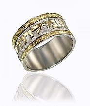 The Sterling Silver Hebrew Ring Experience