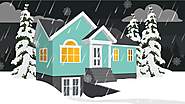 Infographic: How To Winterize your Mountain Home
