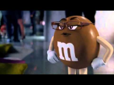 "M&M ""Sexy and I Know It"" Super Bowl Commercial 2012"