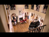 "FIAT 500 Abarth Commercial - Charlie Sheen ""House Arrest"""