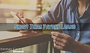 Short Term Payday Loans- Get Small Cash Support to Fix Your Urgent Expenses